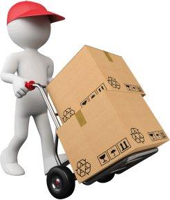Opciones de entrega en tiendas online