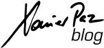 El blog de Xavier Paz Logo